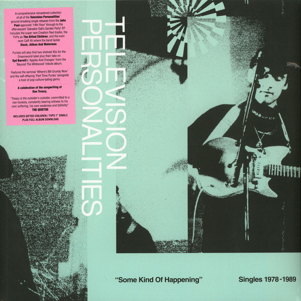 Television Personalities ‎– Some Kind Of Happening 2 x LP