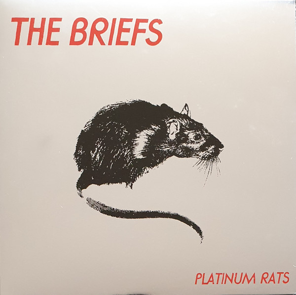 The Briefs ‎– Platinum Rats LP