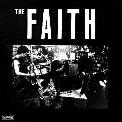 The Faith / Void ‎– The Faith / Void Split LP