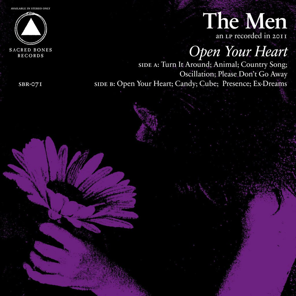 The Men - Open Your Heart LP