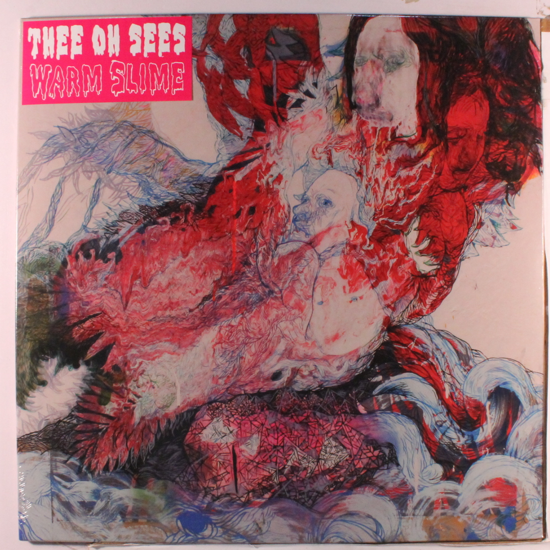 Thee Oh Sees - Warm Slime LP