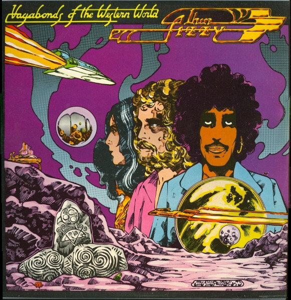 Thin Lizzy ‎– Vagabonds Of The Western World LP