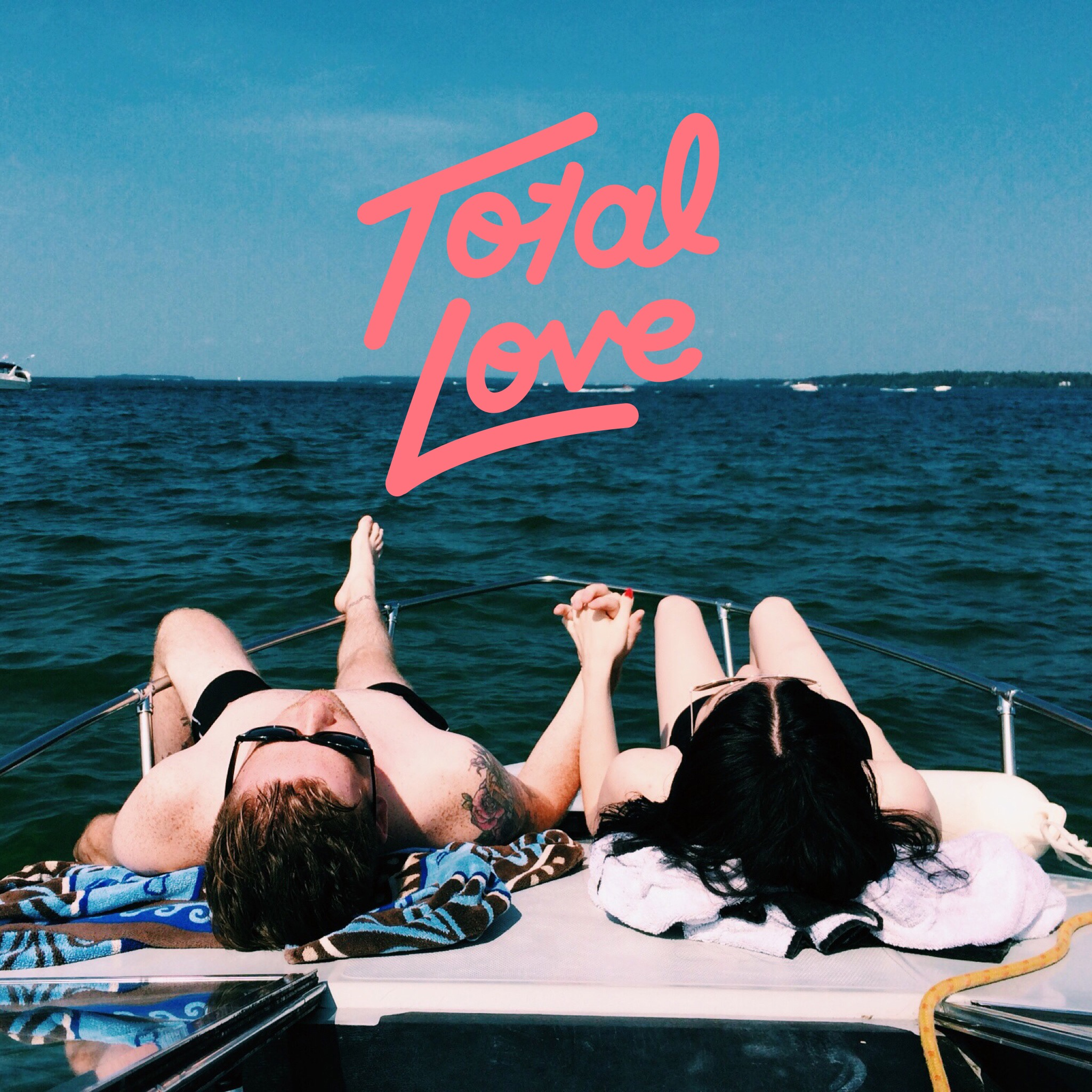 TOTAL LOVE - s​/​t 12""