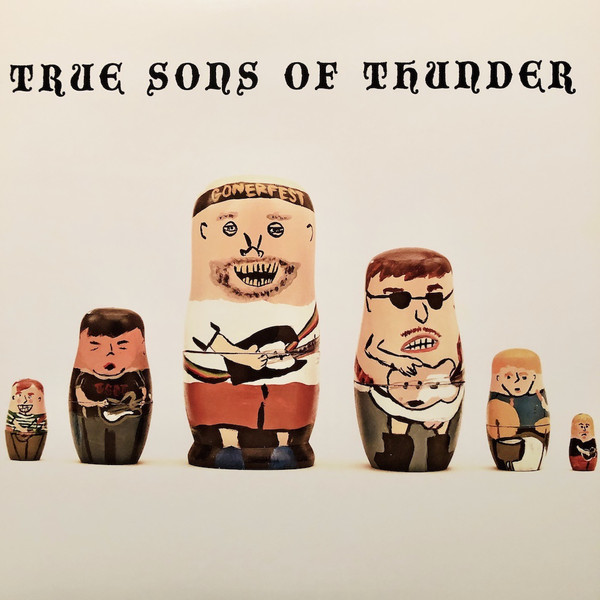 True Sons Of Thunder ‎– It Was Then That I Was Carrying You LP