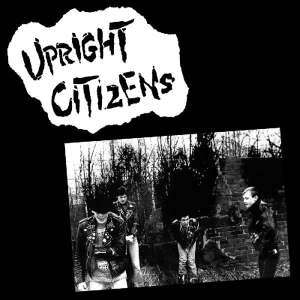 UPRIGHT CITIZENS - Bombs Of Peace LP