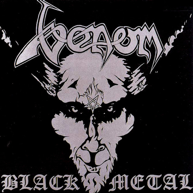VENOM - Black Metal 2 x LP