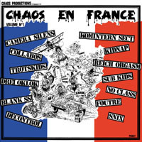 Various ‎– Chaos En France - Volume 1