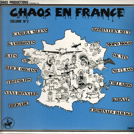 Various ‎– Chaos En France - Volume 2