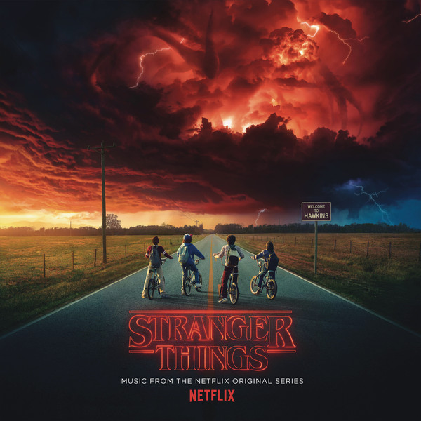 Various ‎– Stranger Things (Music From The Netflix...) 2 x LP