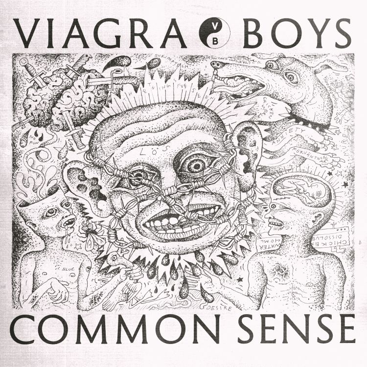 Viagra Boys ‎– Common Sense