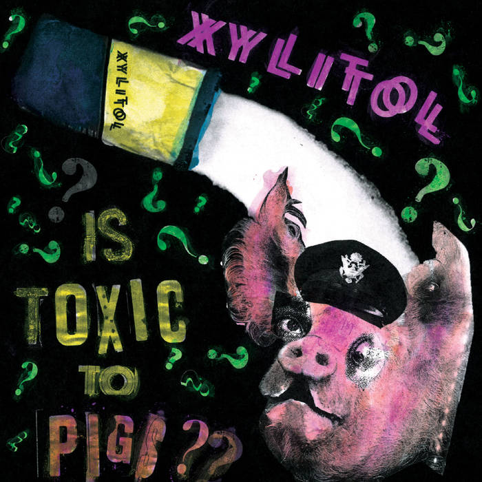 Xylitol - Is Toxic to Pigs? 7""