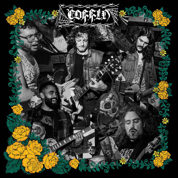 COFFIN - Children Of Finland Fighting In Norway LP