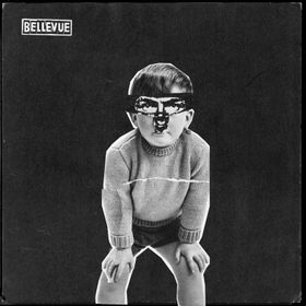 BELLEVUE - 1980-1983 swiss punk discography LP