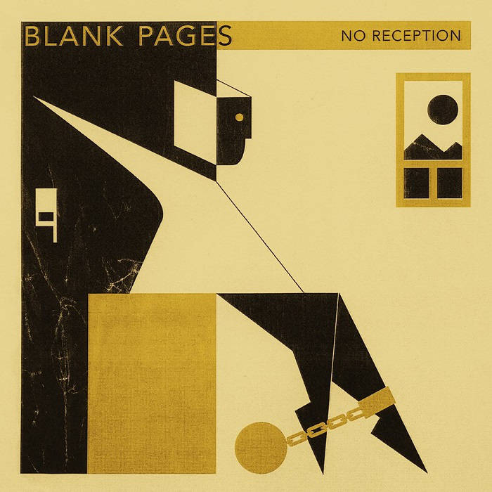 Blank Pages - No Reception 7""