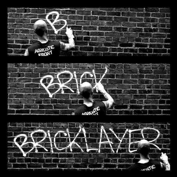 Bricklayer - The Wall LP