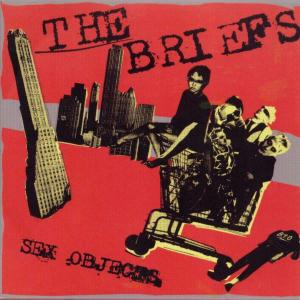 THE BRIEFS - Sex Object LP