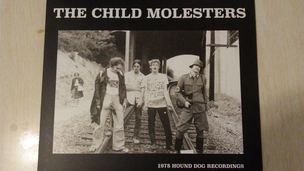 THE Child Molesters - 1978 Hound Dog Recordings 12''