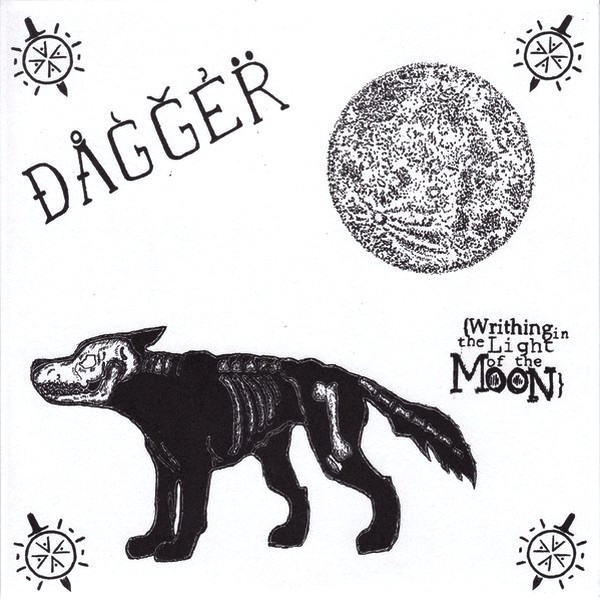 Dagger - Writhing in the Light of the Moon EP - Click Image to Close