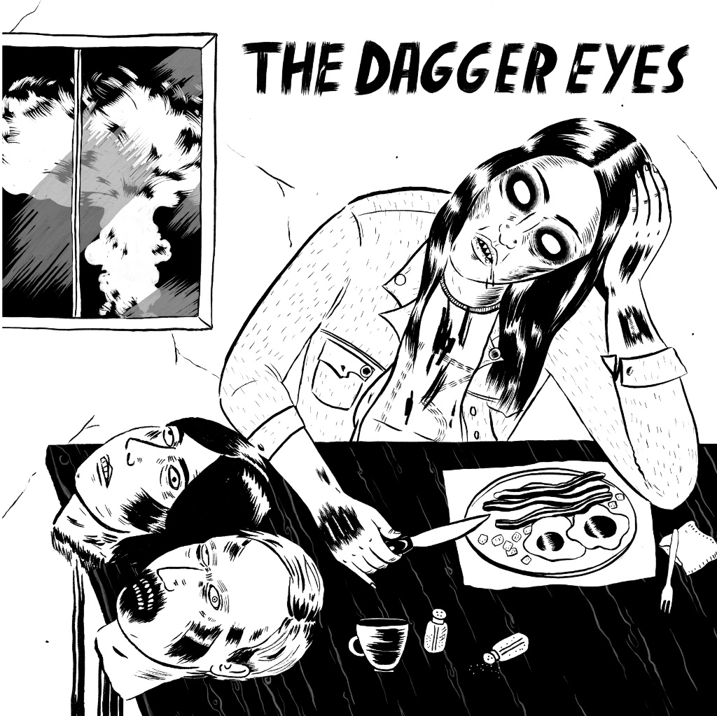 DAGGER EYES - Debut LP