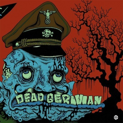 DEAD GERMAN- Vicious Repent LP