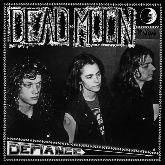 DEAD MOON - Defiance LP - Click Image to Close