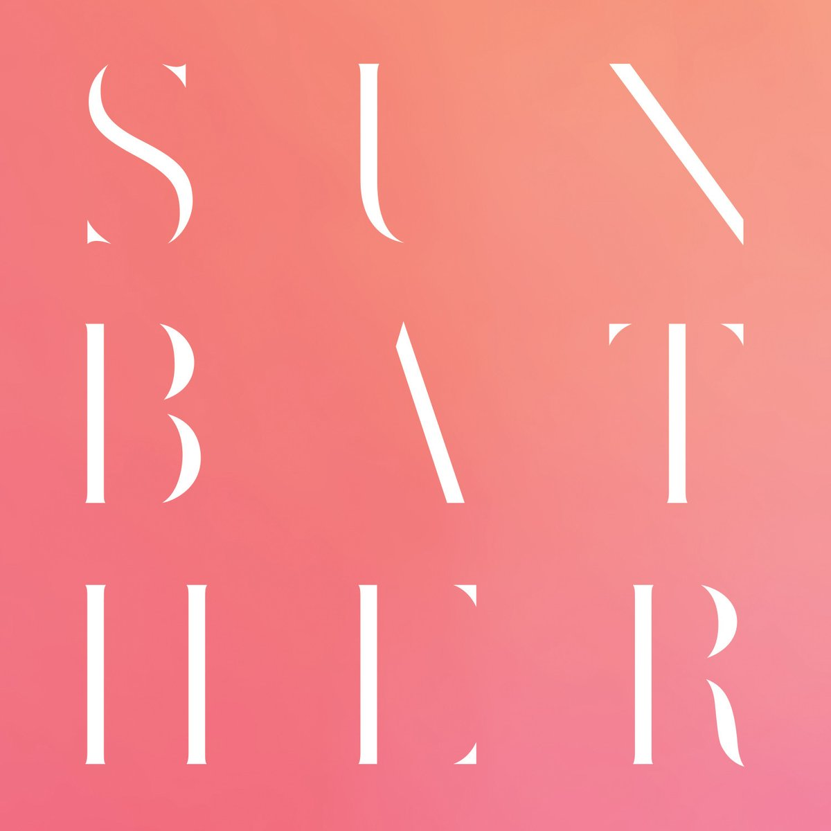 "Deafheaven - ""Sunbather"" 2 x LP"