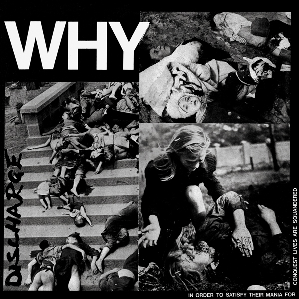 Discharge -Why LP