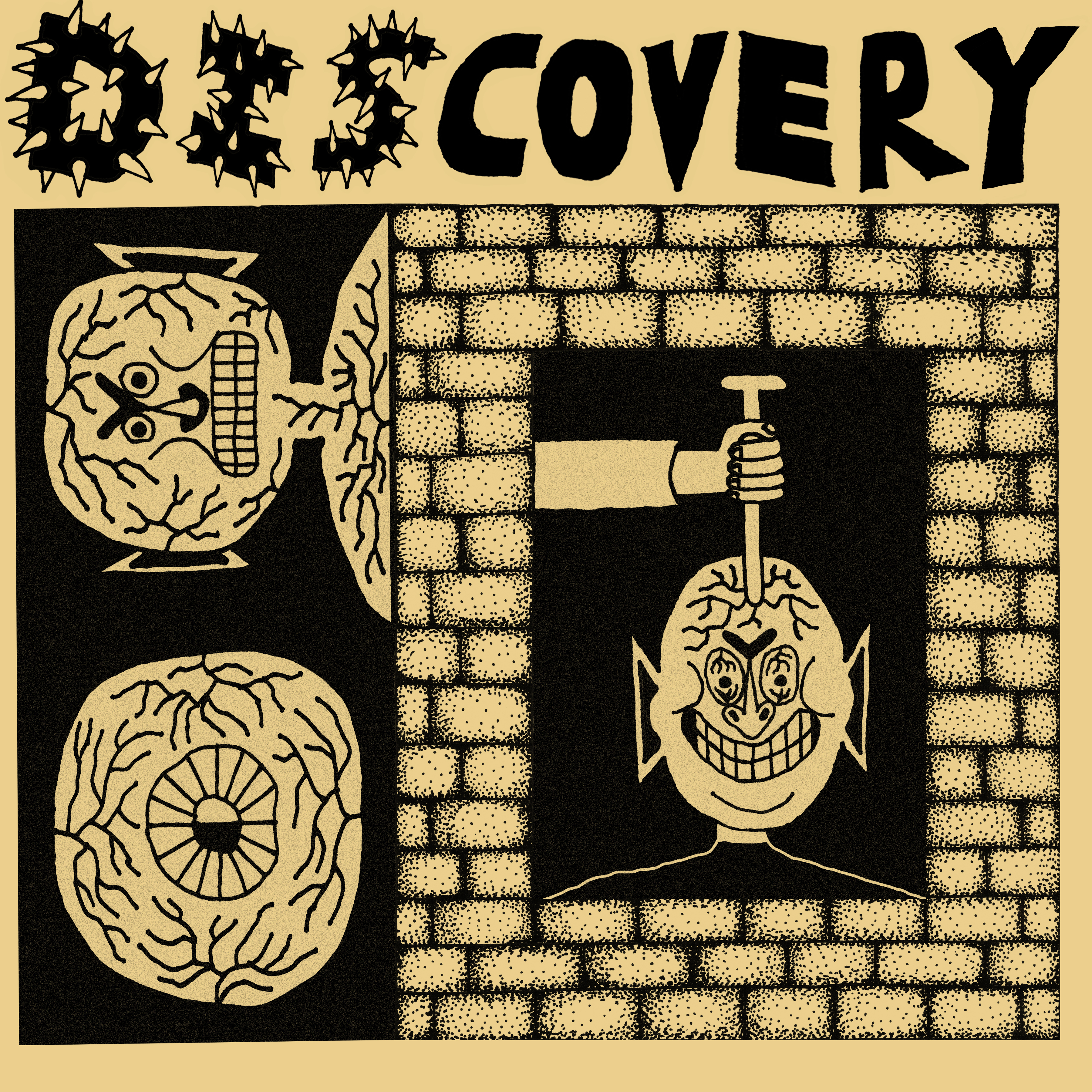 Discovery - Earth to Fucker EP (Pre-Order)