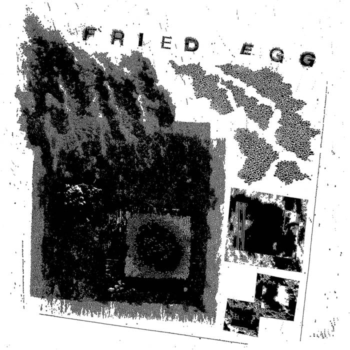 "FRIED EGG - ""Square One"" LP"