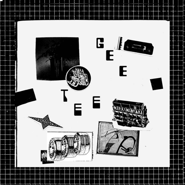 "Gee Tee - ""Death Race"" 7"""