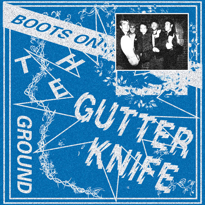 Gutter Knife - 'Boots on the Ground' 12""