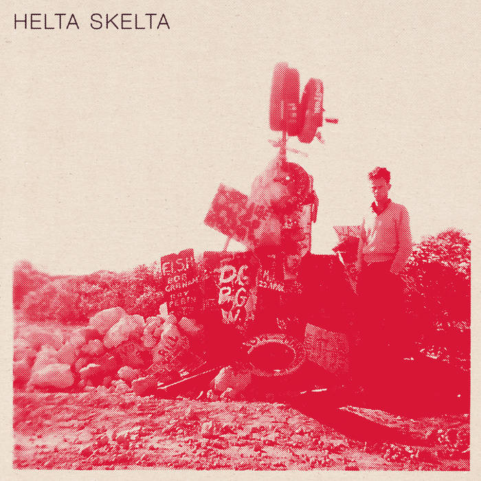 HELTA SKELTA - Beyond the black stump LP