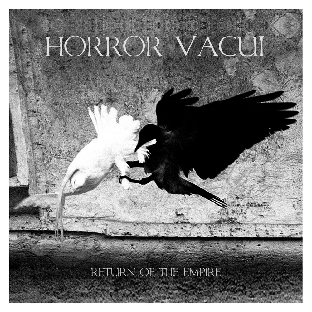 HORROR VACUI - Return of the Empire LP - Click Image to Close