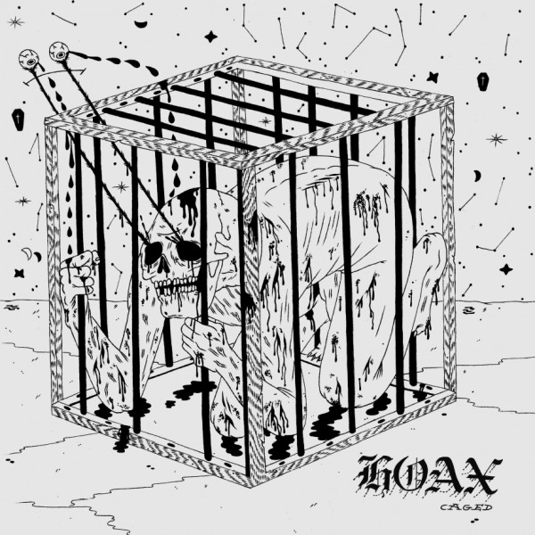 Hoax - Caged / Sick Punk 7""