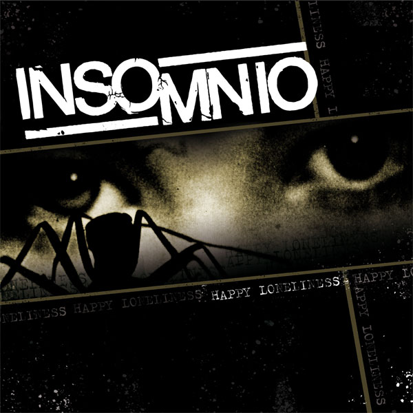 INSOMNIO - Happy Loneliness LP