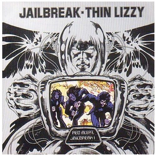 Thin Lizzy - Jailbreak LP