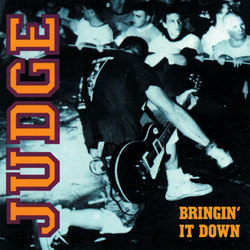 Judge - Bringin It Down LP