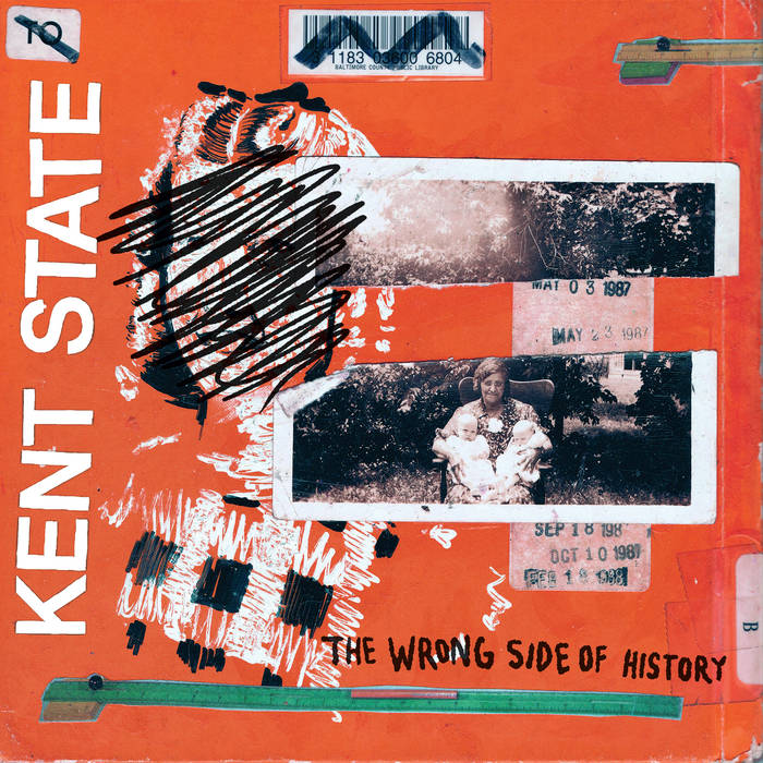 "KENT STATE - ""The Wrong Side of History"" LP"