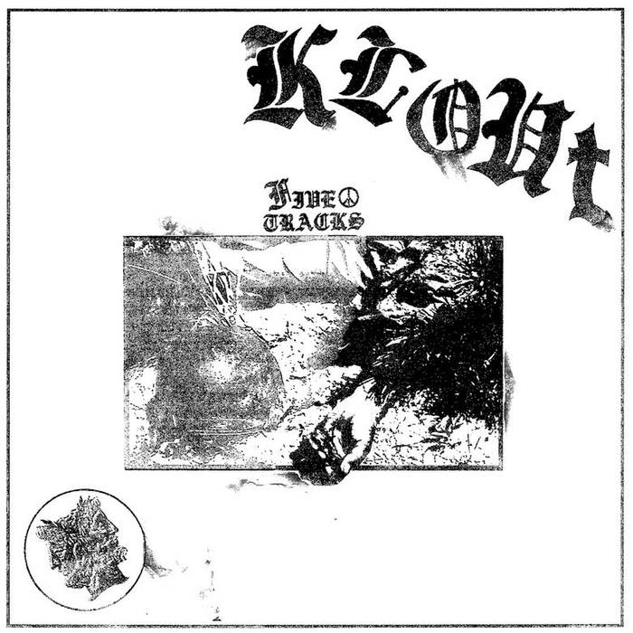 Klout - Five Tracks 7""