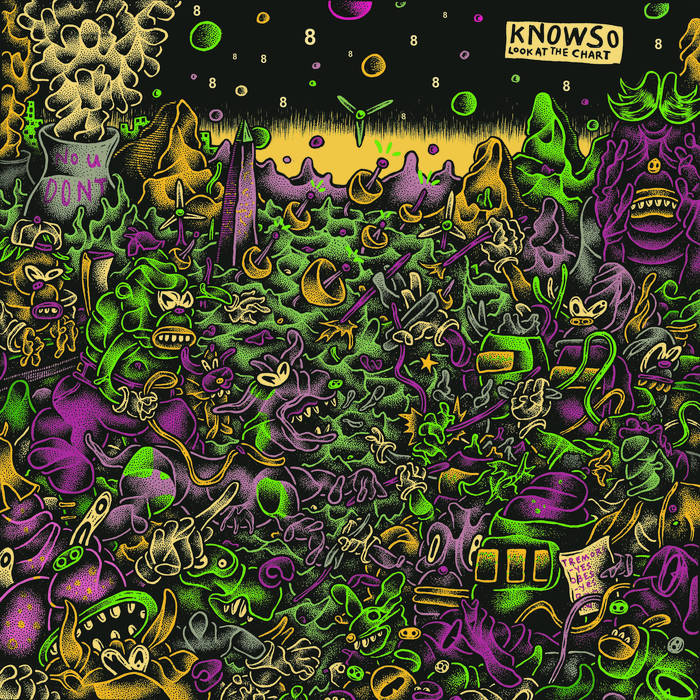 "KNOWSO - ""Look At The Chart"" LP"