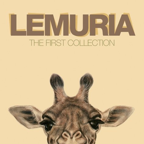 "LEMURIA - ""The First Collection"" LP"