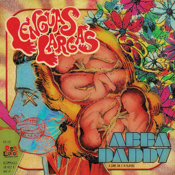 LENGUAS LARGAS - Abba Daddy LP