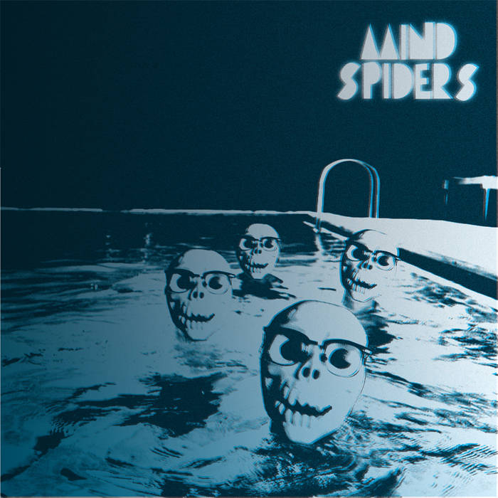 Mind Spiders - s​/​t LP