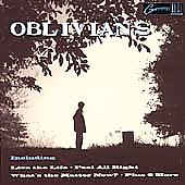 "OBLIVIANS - ""PLAY 9 SONGS W/ MR.QUINTRON"" LP"