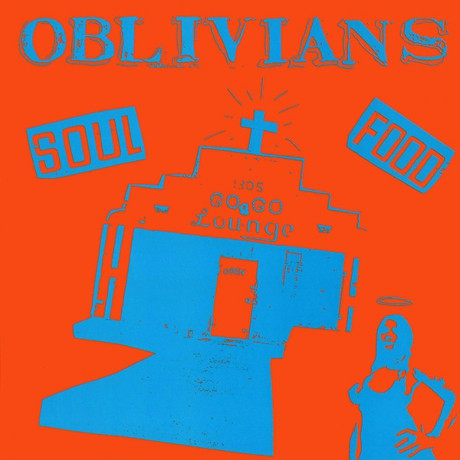 "OBLIVIANS - ""SOUL FOOD"" LP"