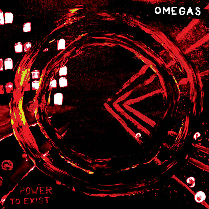 OMEGAS - power of exist LP