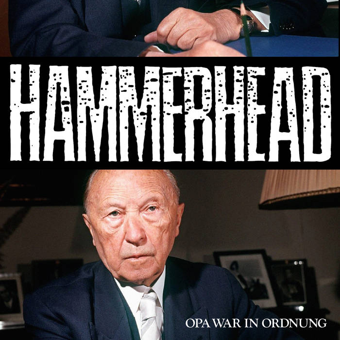 Hammerhead - Opa war in Ordnung - EP - Click Image to Close