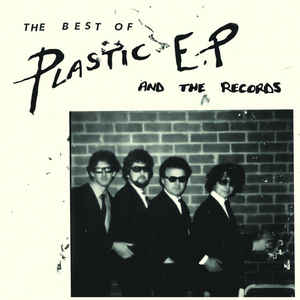 "PLASTIC EP & THE RECORDS- Best Of 7""/ Xerox Music"