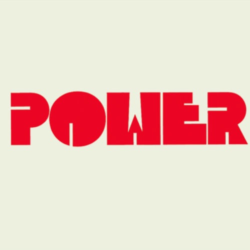 "POWER - ""Electric Glitter Boogie"" LP"