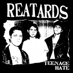 Reatards - Teenage Hate / Fuck Elvis Here's The Reatards 2 x LP